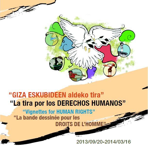La tira por los Derechos Humanos